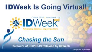 IDWeek2020. SOM Biotech. Treatment of SARS-CoV-2